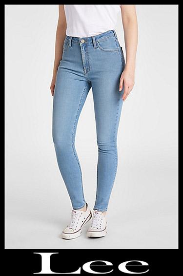 Jeans Lee 2020 abbigliamento denim donna 15