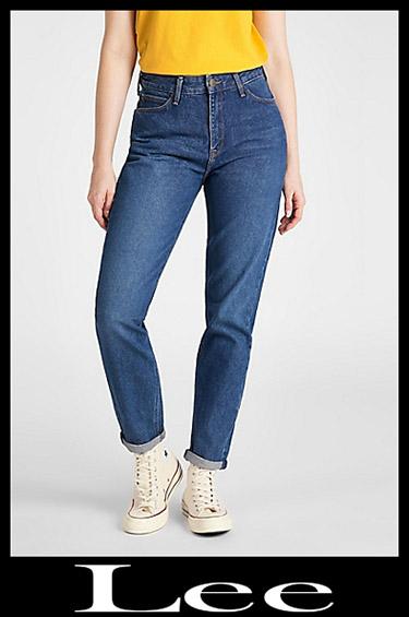 Jeans Lee 2020 abbigliamento denim donna 17