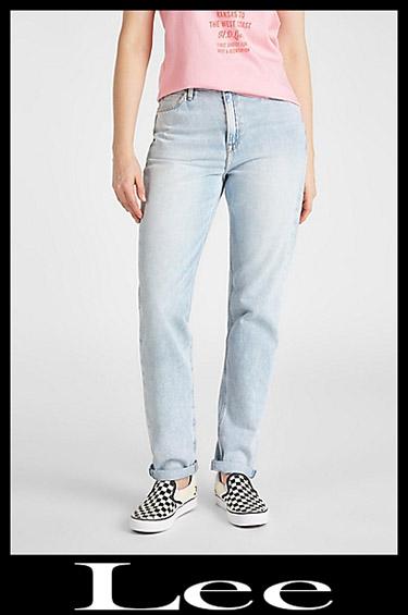 Jeans Lee 2020 abbigliamento denim donna 18