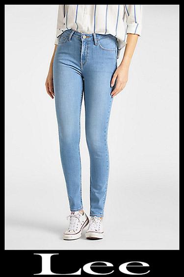 Jeans Lee 2020 abbigliamento denim donna 27