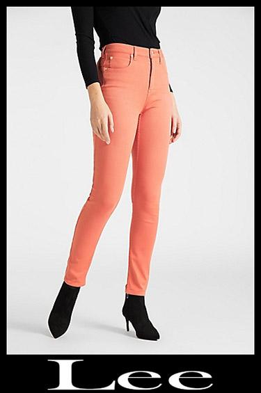 Jeans Lee 2020 abbigliamento denim donna 29