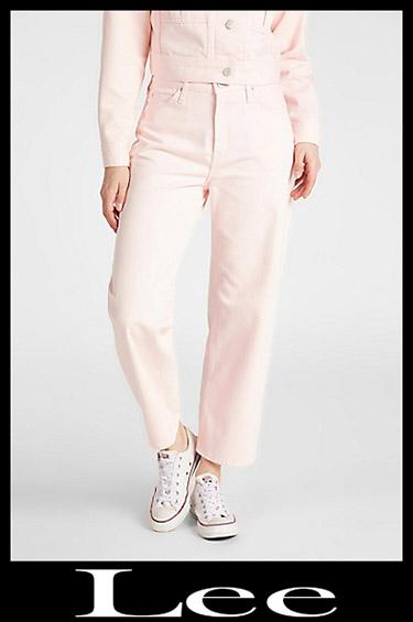 Jeans Lee 2020 abbigliamento denim donna 8