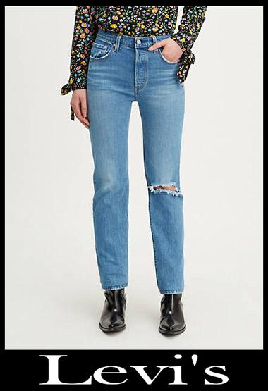 Jeans Levis 2020 abbigliamento denim donna 1
