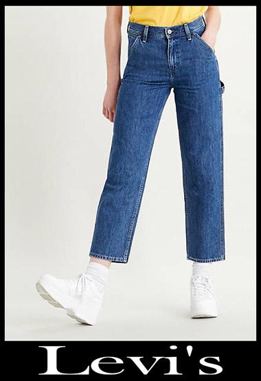 Jeans Levis 2020 abbigliamento denim donna 14