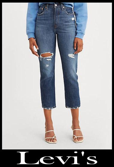 Jeans Levis 2020 abbigliamento denim donna 17