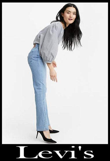 Jeans Levis 2020 abbigliamento denim donna 8