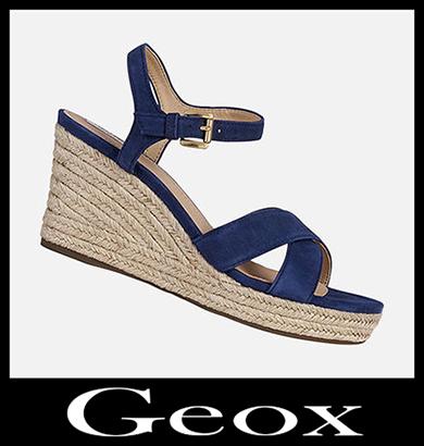 Sandali Geox 2020 nuovi arrivi scarpe donna 39