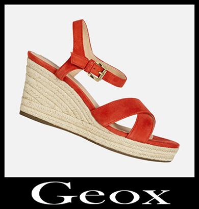 Sandali Geox 2020 nuovi arrivi scarpe donna 40