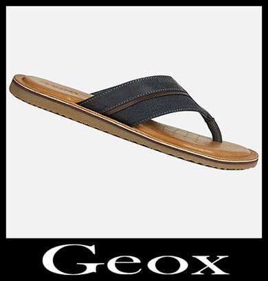 Sandali Geox 2020 nuovi arrivi scarpe uomo 11