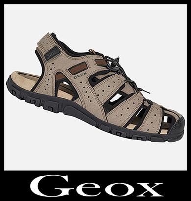 Sandali Geox 2020 nuovi arrivi scarpe uomo 23