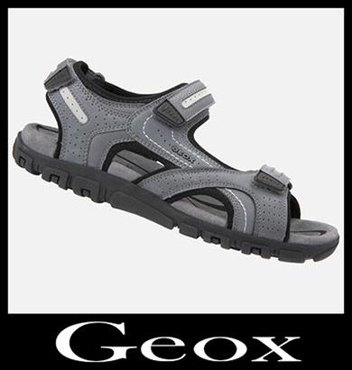 Sandali Geox 2020 nuovi arrivi scarpe uomo 29