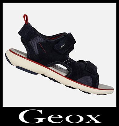 Sandali Geox 2020 nuovi arrivi scarpe uomo 30