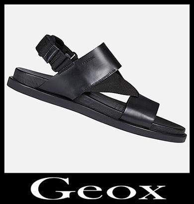 Sandali Geox 2020 nuovi arrivi scarpe uomo 4