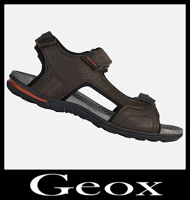 Sandali Geox 2020 nuovi arrivi scarpe uomo 5