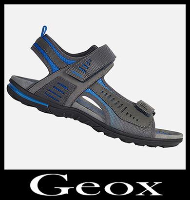 Sandali Geox 2020 nuovi arrivi scarpe uomo 6