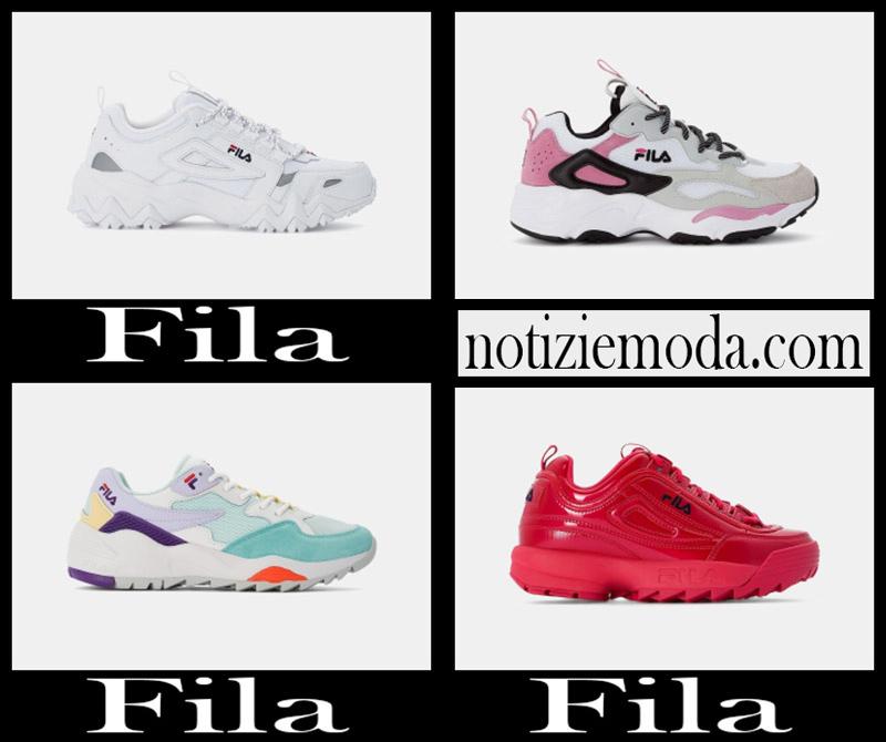 Scarpe Fila donna nuovi arrivi 2020 sneakers