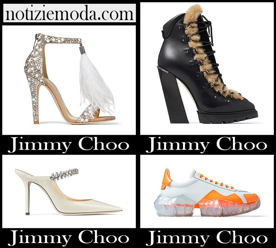 Scarpe Jimmy Choo donna nuovi arrivi 2020