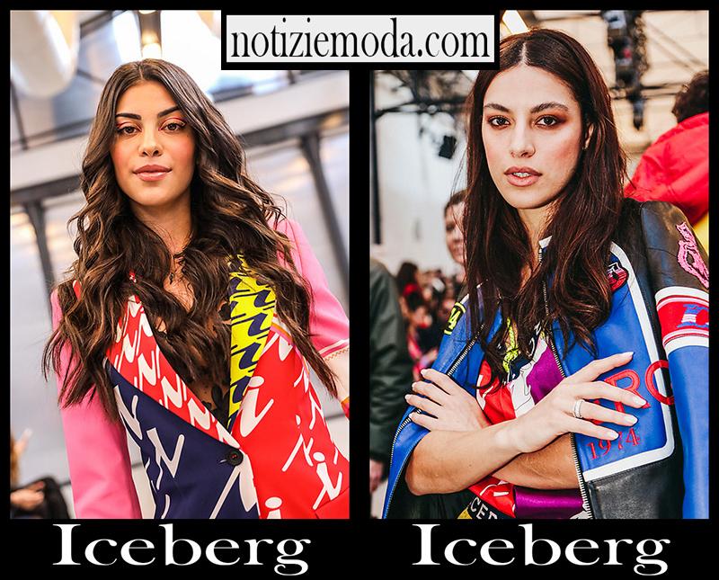 Sfilata Iceberg 2020 21 autunno inverno donna
