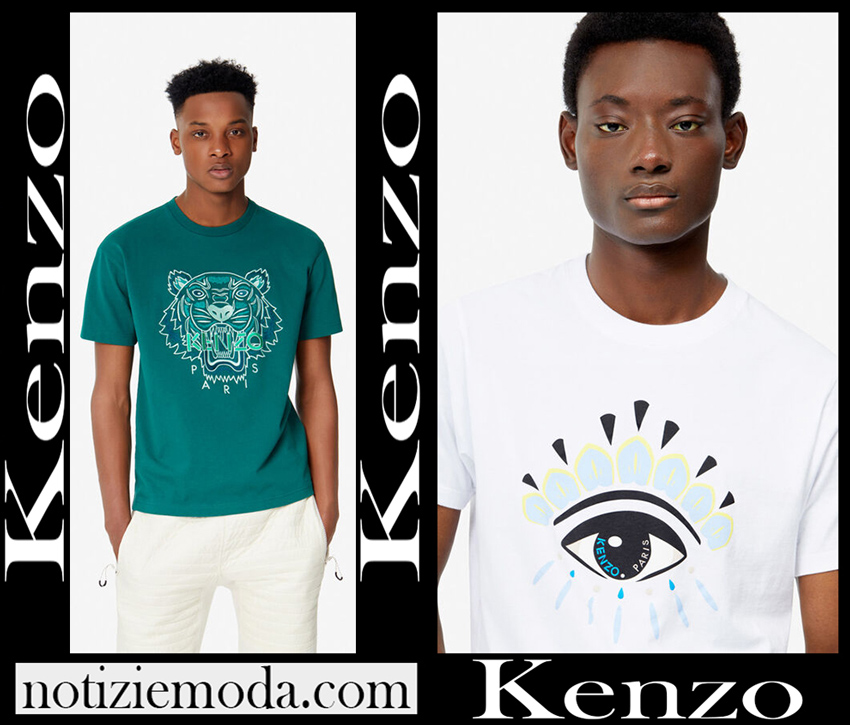 T Shirts Kenzo 2020 collezione uomo