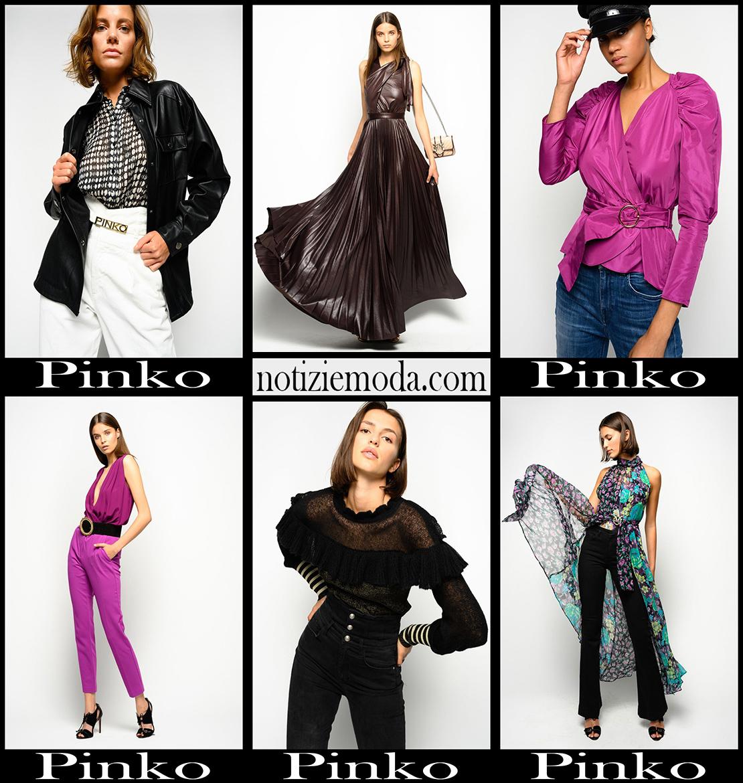 Abbigliamento Pinko 2020 21 Nuovi Arrivi Donna