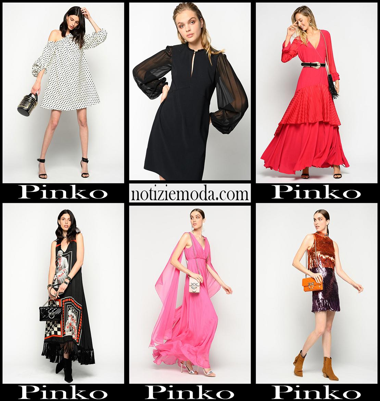 Abiti Pinko 2020 21 Nuovi Arrivi Abbigliamento Donna