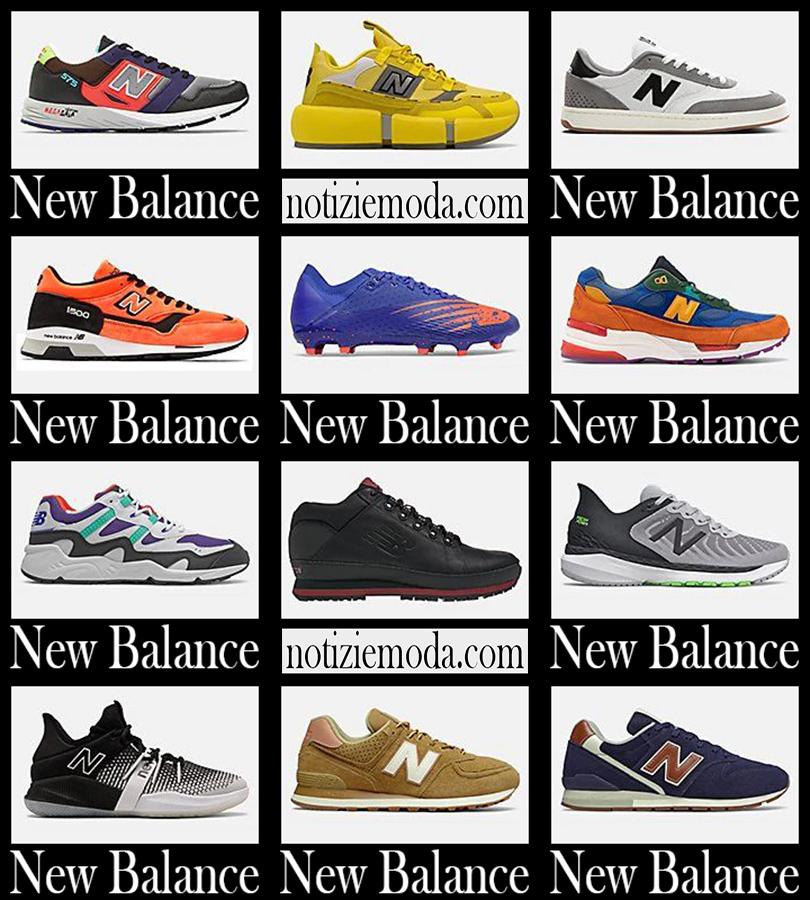 Nuovi arrivi sneakers New Balance 2021 calzature uomo